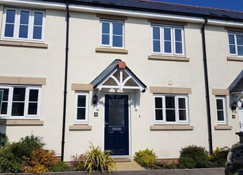 Thumbnail 3 bed terraced house to rent in Tigers Way, Axminster, Devon