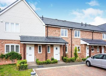 Thumbnail 2 bedroom terraced house to rent in Waterside Drive, Ditchingham, Bungay