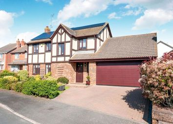 4 bed detached house for sale in Cotswold Close, Eastbourne BN23