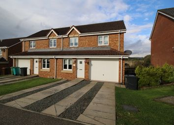 Thumbnail 5 bed semi-detached house for sale in 61 Hopepark Drive, Smithstone, Cumbernauld