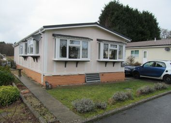 Thumbnail 2 bed mobile/park home for sale in Warren Park, Portsmouth Road (Ref 5533)`, Thursley, Godalming, Surrey