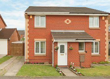 Thumbnail 2 bed semi-detached house for sale in Park Road East, Calverton, Nottingham