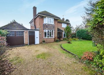 Thumbnail 3 bed detached house for sale in South Road, Clifton, Rugby