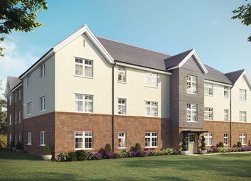 "Thumbnail 2 bedroom flat for sale in ""Keats"" at Orwell Drive, Arborfield, Reading"
