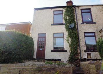 Thumbnail 2 bed terraced house to rent in Church Street North, Old Whittington, Chesterfield