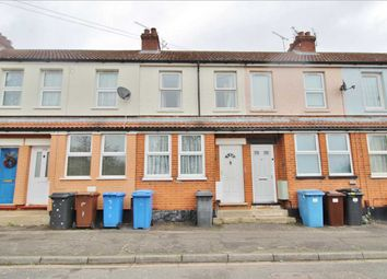Thumbnail 3 bed terraced house for sale in Henniker Road, Ipswich
