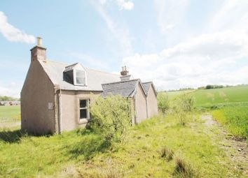Thumbnail 4 bedroom detached house for sale in Mid Pitglassie Cottage, Turriff AB538Ap