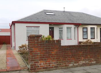 Thumbnail 4 bed semi-detached bungalow for sale in Crawford Avenue, Prestwick
