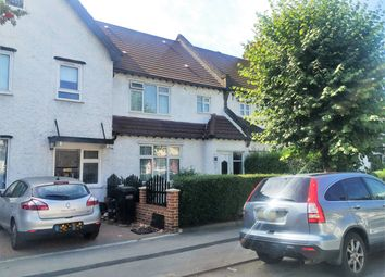Thumbnail 4 bed terraced house for sale in Semley Road, London