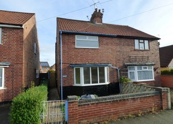 Thumbnail 2 bed semi-detached house to rent in Breedon Street, Long Eaton