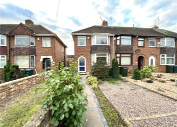 Thumbnail 3 bed end terrace house for sale in Hipswell Highway, Coventry