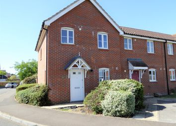 Thumbnail 3 bed end terrace house to rent in Bennett Street, Bennett Street, Downham Market, Norfolk, Downham Market