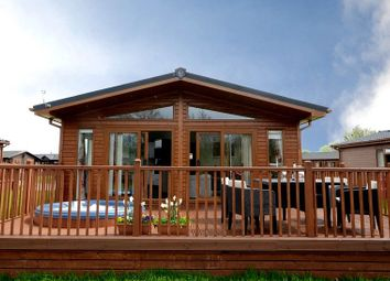 Thumbnail 2 bed lodge for sale in Amotherby Lane, Amotherby, Malton