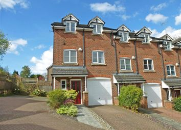 Thumbnail 4 bed town house for sale in Coller Mews, Crowborough, East Sussex