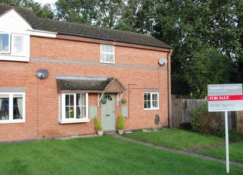 Thumbnail 2 bed terraced house to rent in Plover Close, Alcester