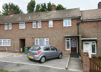 Thumbnail 3 bed terraced house for sale in Davis Close, Bexhill-On-Sea