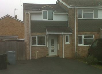 Thumbnail 1 bedroom end terrace house to rent in Colwell Drive, Witney