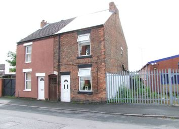 Thumbnail 3 bed semi-detached house to rent in Dallow Street, Burton-On-Trent