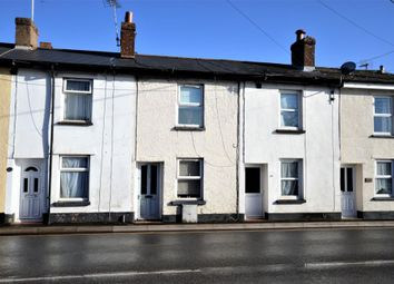 Thumbnail 2 bed terraced house for sale in Mill Street, Crediton, Devon