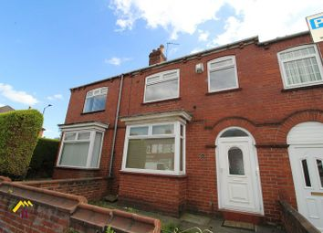 Thumbnail 3 bed terraced house for sale in Wentworth Road, Wheatley, Doncaster