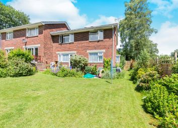Thumbnail 2 bed maisonette for sale in Silver Birch Close, Southampton