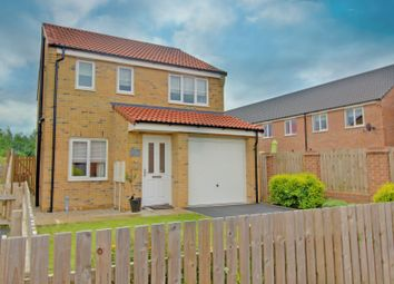 Thumbnail 3 bed detached house for sale in Palm House Drive, Selby