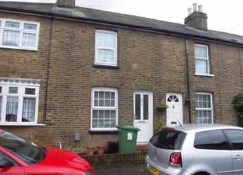 Thumbnail 2 bed cottage to rent in Cromwell Road, Cheshunt, Hertfordshire