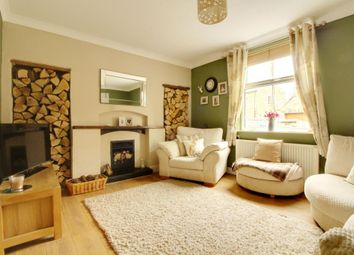 Thumbnail 2 bed semi-detached house for sale in Chapel Lane, Riccall, York