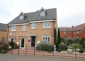 Thumbnail 3 bed property for sale in Wheelwright Way, Woodford Halse, Daventry