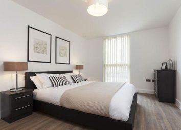 Thumbnail 2 bed flat to rent in Swanton Court, Thurston Point, Lewisham