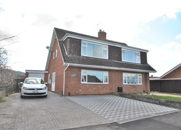 Thumbnail 3 bed semi-detached house for sale in Nottingham Road, Bishops Cleeve, Cheltenham