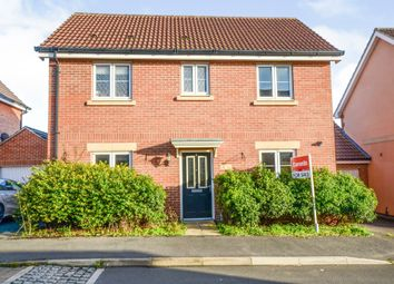 Thumbnail Detached house for sale in Walter Way, Old Sarum, Salisbury