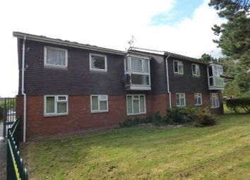 Thumbnail 2 bed flat for sale in Lulworth Walk, Wolverhampton
