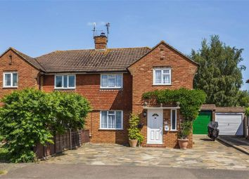 Thumbnail 3 bed semi-detached house for sale in Easter Way, South Godstone, Surrey