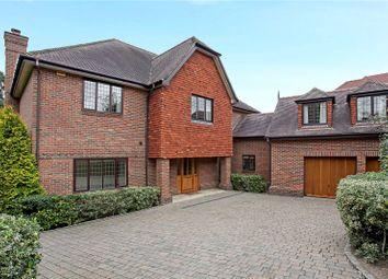 Thumbnail 6 bed detached house for sale in Weybridge Park, Weybridge, Surrey