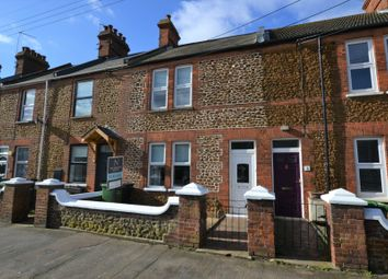 Thumbnail 2 bed terraced house for sale in Crescent Road, Hunstanton