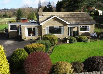 Thumbnail 3 bed detached bungalow for sale in Greenaway Lane, Hackney, Matlock, Derbyshire