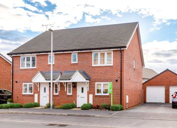 3 bed semi-detached house for sale in Westall Street, Shinfield, Reading, Berkshire RG2