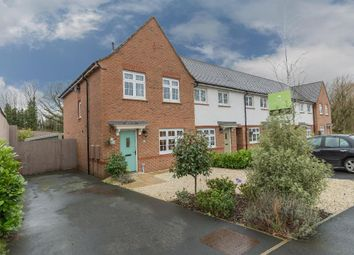 Thumbnail 3 bed end terrace house for sale in Clematis Drive, Garstang