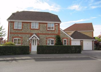 Thumbnail 4 bed detached house for sale in Bronze Close, Beggarwood, Basingstoke