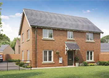 Thumbnail 4 bed detached house for sale in Leicester Road, Market Harborough