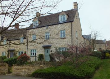 Thumbnail 5 bed link-detached house for sale in Trotman Walk, Cirencester