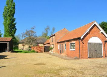 Thumbnail 4 bed barn conversion for sale in The Green, Thurlby, Lincolnshire