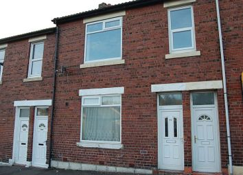 Thumbnail 2 bed flat to rent in Chatton Street, Wallsend