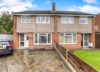Thumbnail 3 bedroom semi-detached house to rent in Dunster Close, Stockport