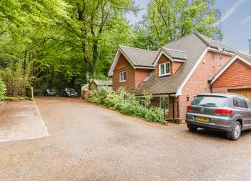 Thumbnail 4 bed detached house for sale in Vicarage Lane, Haslemere, Surrey