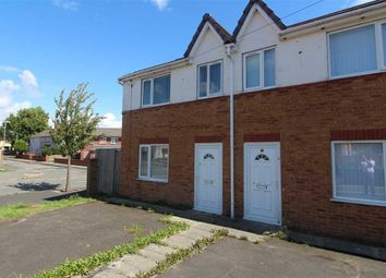Thumbnail 3 bed end terrace house to rent in Quernmore Road, Kirkby, Liverpool