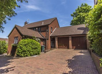 Thumbnail 4 bed detached house for sale in Beechwood Rise, West End, Southampton, Hampshire