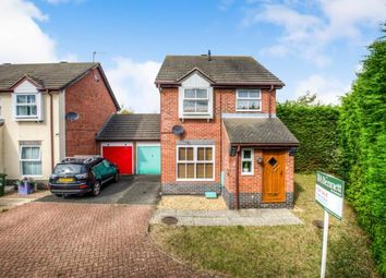 Thumbnail 3 bed link-detached house for sale in St. Johns Close, Evesham, Worcestershire