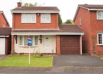 Thumbnail 3 bed detached house to rent in Ripley Close, Leegomery Telford